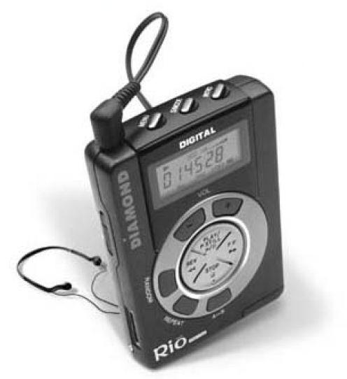 The pre-millenial I-pod.