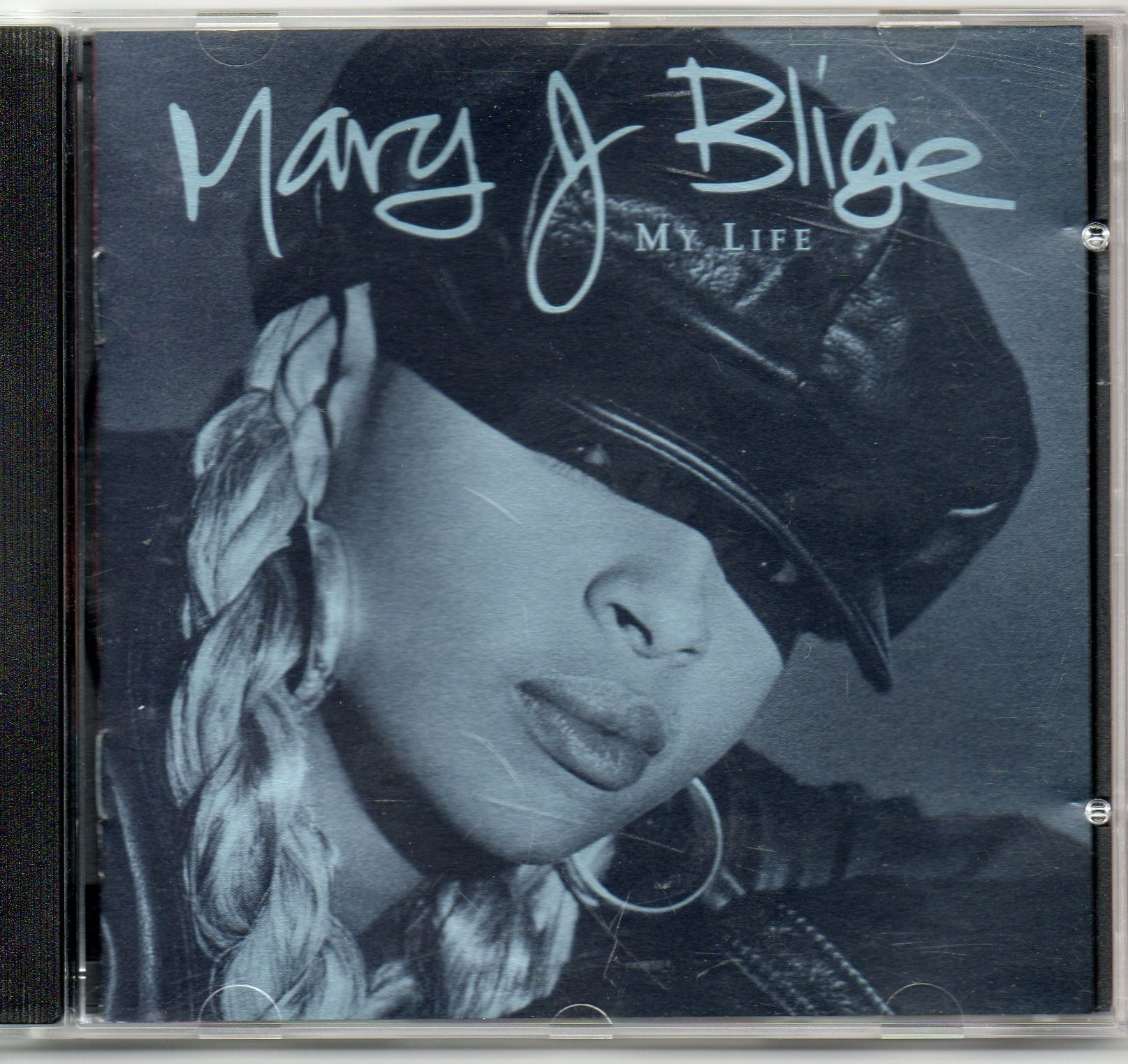 CD - Mary J Blige - My Life
