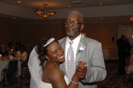 "I love my daddy too!!! I always tell people how he reminds me of Cliff Huxtable. He tells all these pointless stories that your supposed to get some life lesson out of -- but they sound so crazy youre just like ""...huh?""  Thats my dad! The man with the crazy stories and the silly jokes but always knows how to keep me laughing. He definitely taught me the meaning of a quiet storm because he sure is one :)"